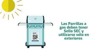 Consejos uso de parrillas a gas