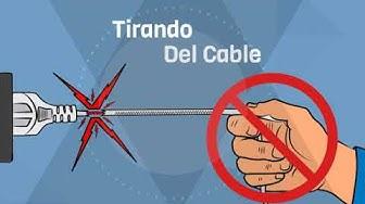 Tirar del cable