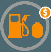 Venta de Combustibles Líquidos y GLP