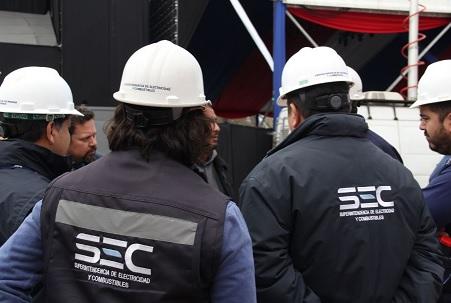 SEC Araucanía monitorea acciones de eléctricas para restablecer el suministro ante cortes de luz en zonas de la región