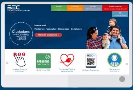 SEC lanza nueva página web con herramientas útiles y prácticas para los ciudadanos