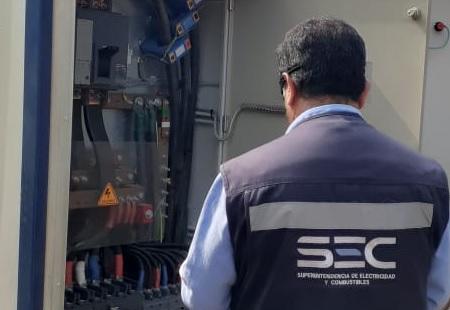 SEC Valparaíso fiscaliza que instalaciones habilitadas por el Festival del Huaso de Olmué sean seguras